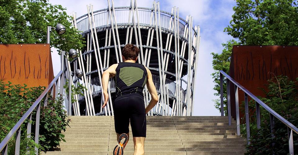 Treppenlauf Sauerlandpark Hemer